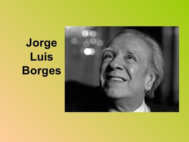 Jorge  LuisBorges