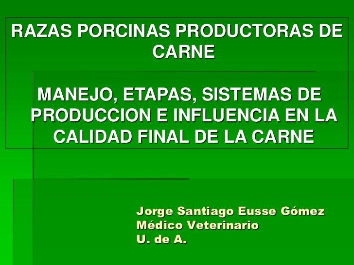 Jorge santiago eusse gómez