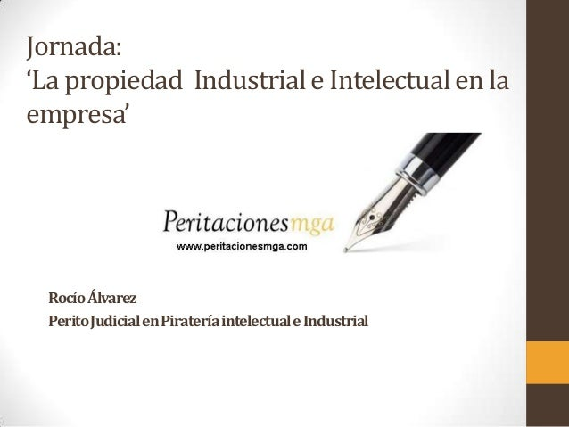 Jornada Propiedad Industrial