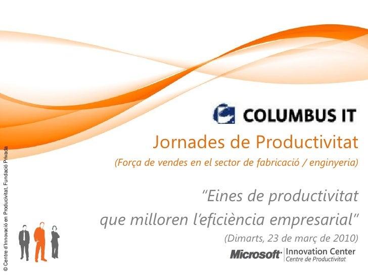Eines de productivitat que milloren l'eficiència empresarial