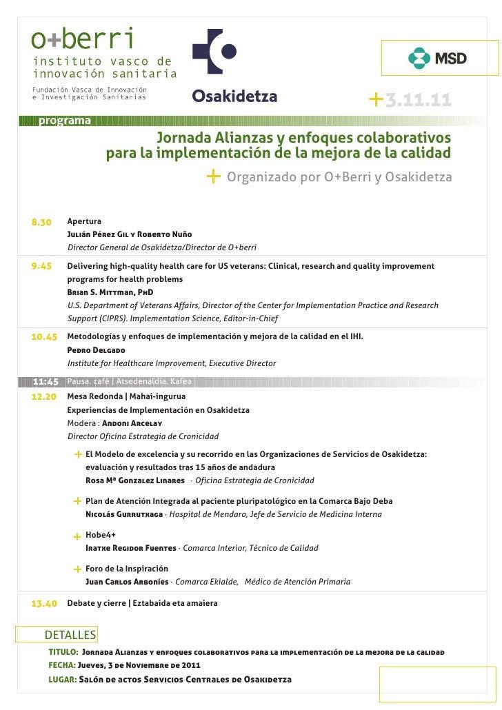 3.11.11 programa                           Jornada Alianzas y enfoques colaborativos                   para la implementac...