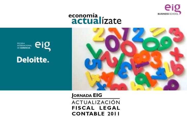 Jornada de actualización fiscal