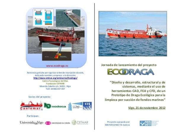 Jornada ECODRAGA - 1 pág