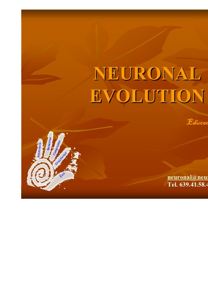 NEURONAL                                               EVOLUTION                                                          ...