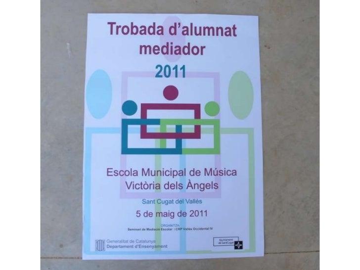 Jornada mediació 2011 af