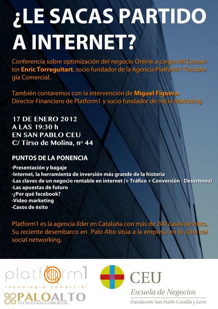 La agencia de Mk online capaz de conseguir más de 60.000 fans en Facebook, en Valladolid