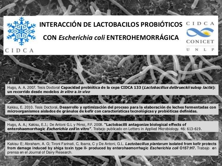 Jornadas de microbiología