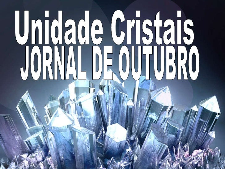 Jornal.cristais outubro