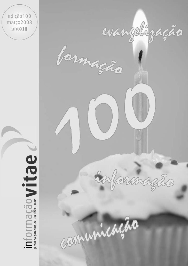 anoXIII                                         edição100                                         março2008 informação jor...