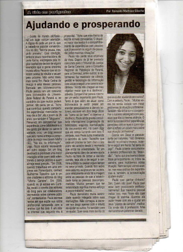 Jornal comércio & empregos (29.05.2010)
