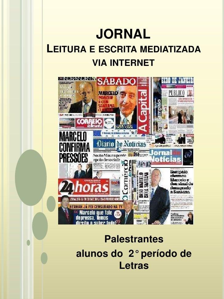 Jornal &Internet