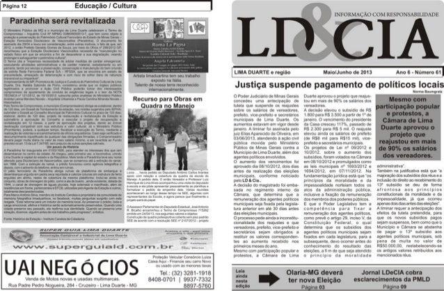 Jornal LD&Cia Edição 61