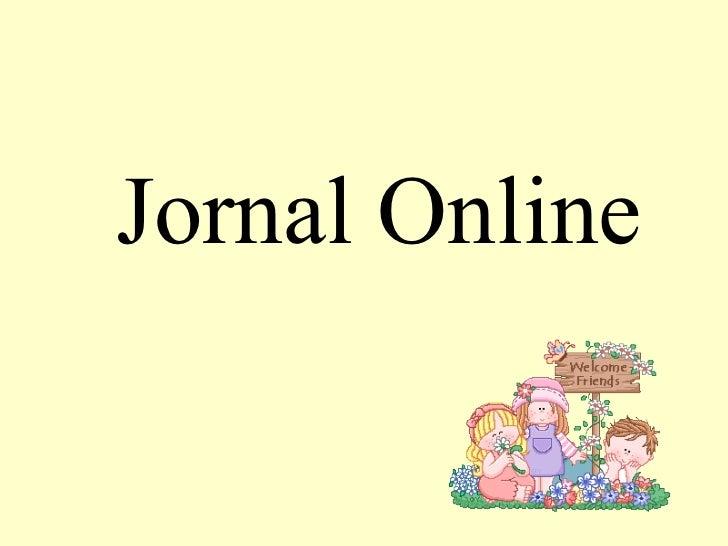 Jornal online jacira