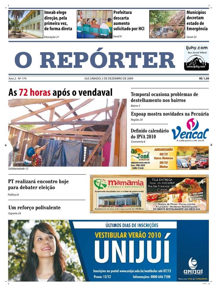 Jornal Reporter 174
