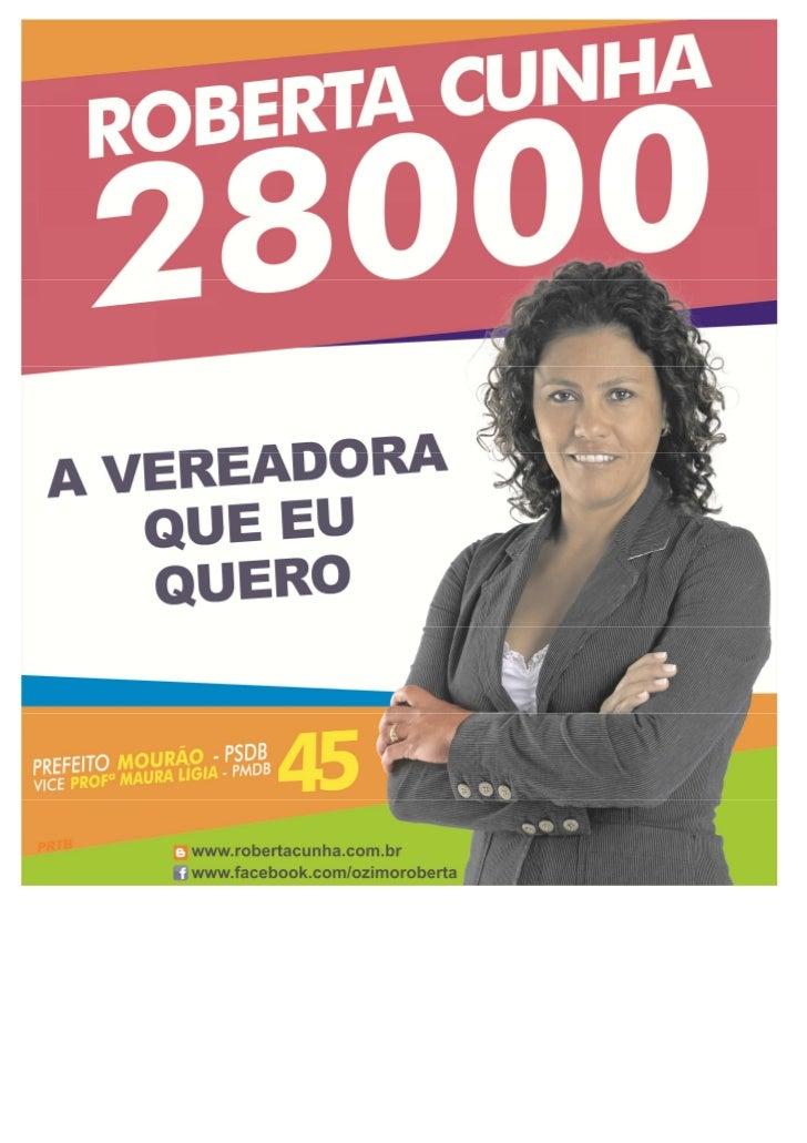 Plano de Trabalho Roberta Cunha 28000