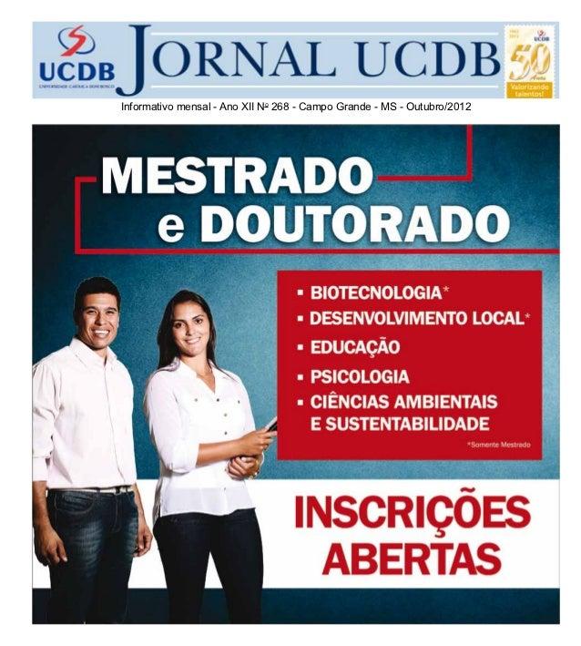 Jornal UCDB