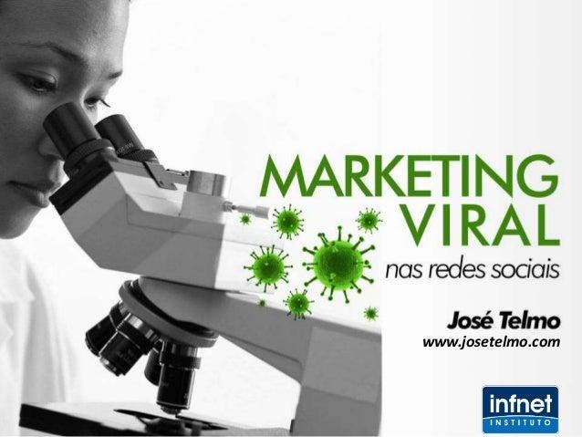 Marketing Viral nas Mídias Sociais - Aula