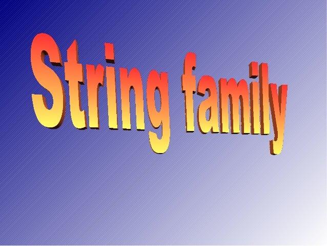 String family by JoseCarlos Martín