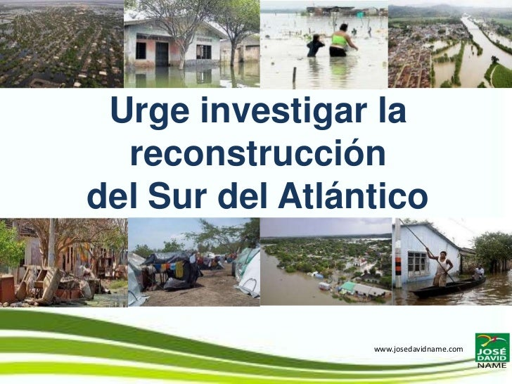 Urge investigar la reconstrucción del Sur del Atlántico