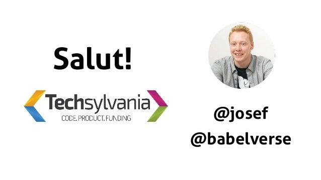 Salut! @josef @babelverse