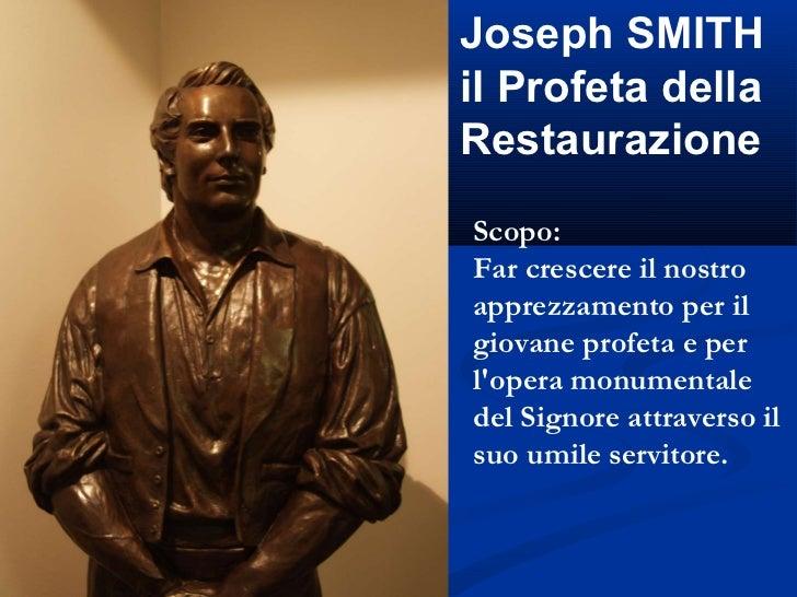Joseph & All Things Semitic ITALIAN