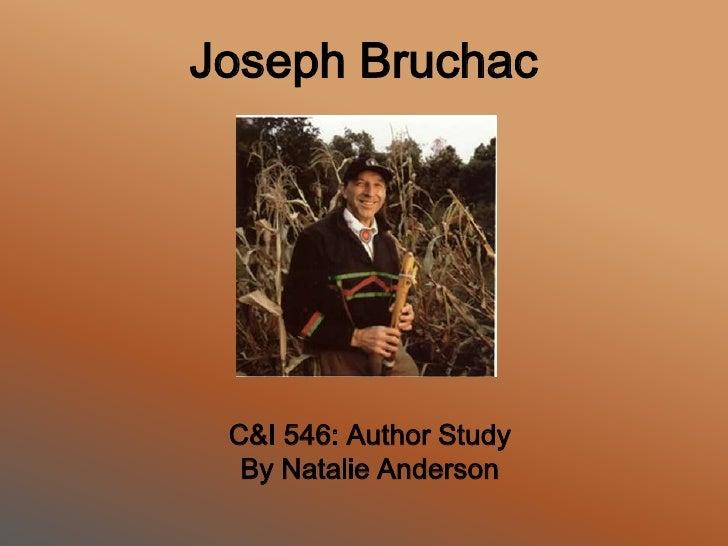 Joseph Bruchac Author Study