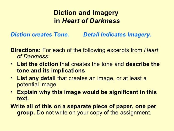 Argumentative Essay Heart Of Darkness