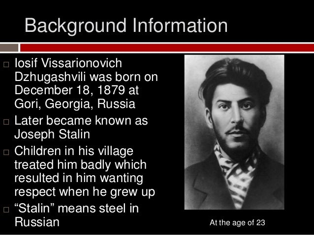 a biography of joseph stalin the leader of the communist party of the soviet union Joseph stalin was the head of the communist party and the leader of the soviet union from 1927 to 1953 he came to power after the death of vladimir lenin.
