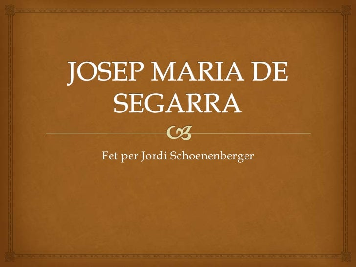 Fet per Jordi Schoenenberger