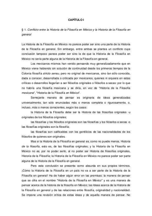 José gaos. en_torno_a_la_filosofía_mexicana._cap_i