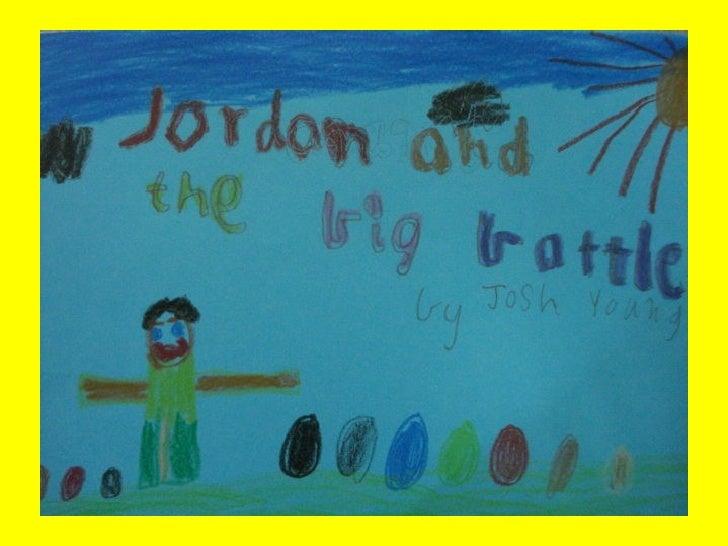 Jordan and the Big Battle by Josh