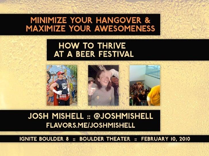 Josh Mishell's Ignite Boulder 8 Deck