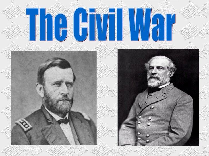 Joshs Civil War Presentation