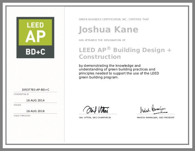 What to Study to Pass The LEED AP Exam | Green Exam ...