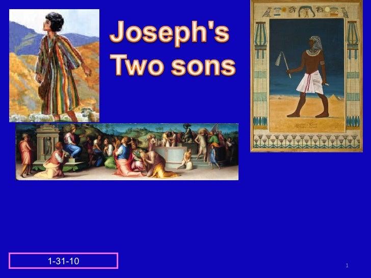 Joshua 16 17