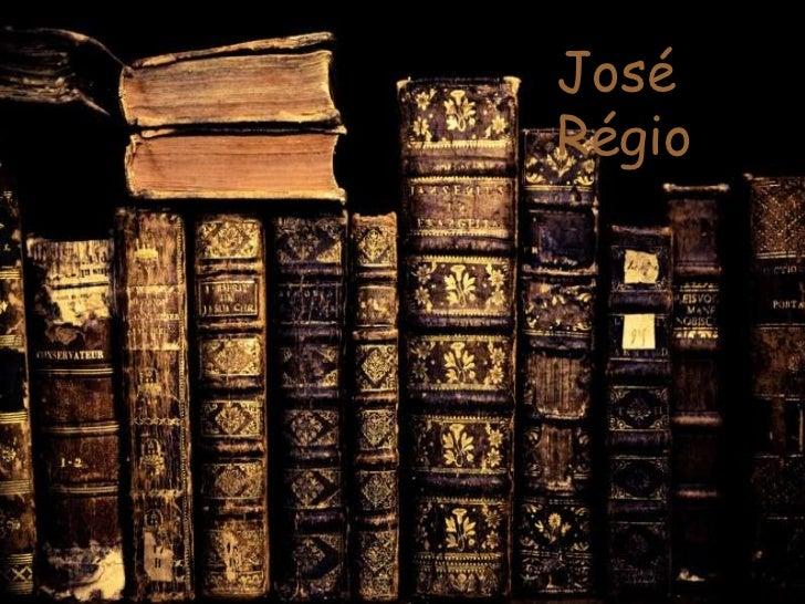 José Régio<br />