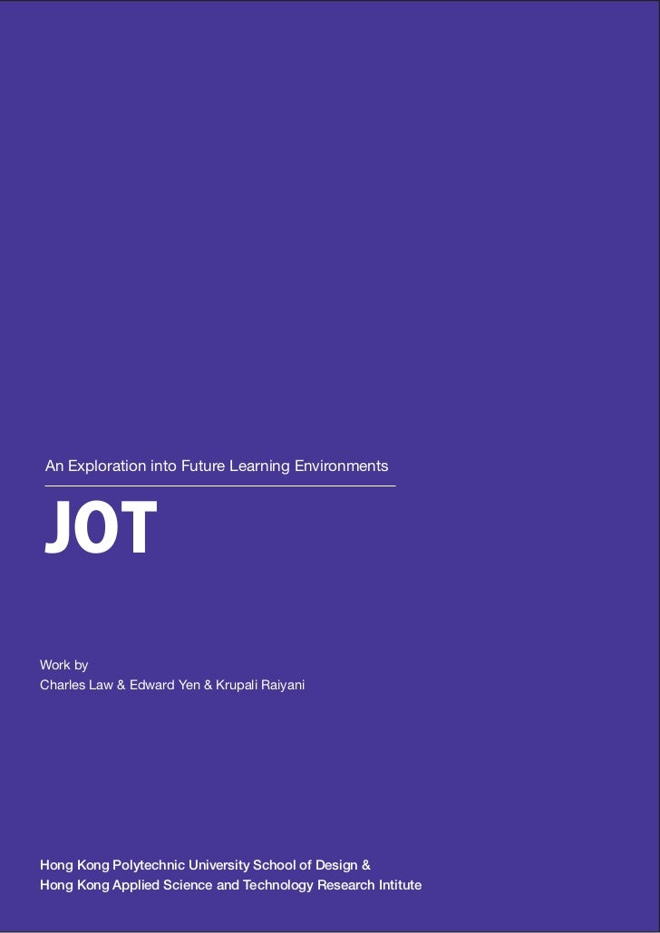 Jot - Technology for engaging learning