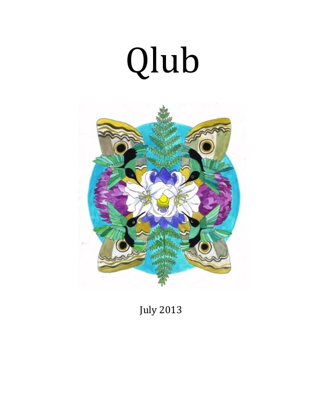 Qlub July 2013