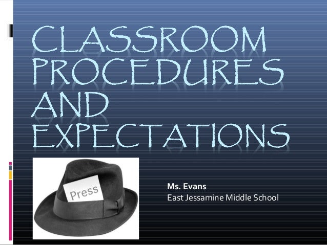 Ms. EvansEast Jessamine Middle School