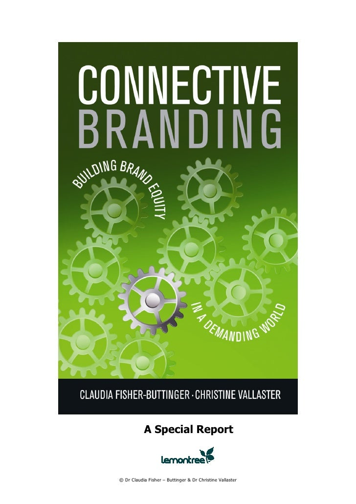 Summary Connective Branding