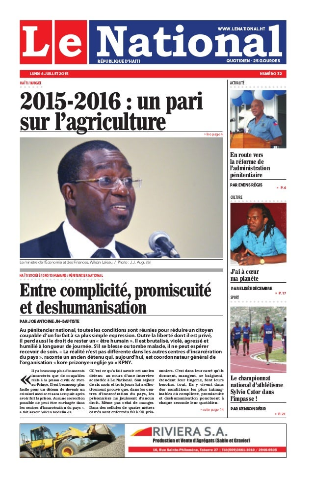 Journal le national #32 web