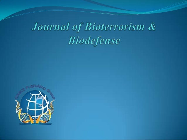 bioterrorism research paper Suggestions for bioterrorism research paper additional material are always welcomed the american association of colleges of nursing (aacn) is the national voice for.
