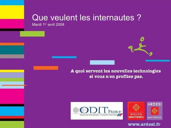 Journée Technique ODIT France