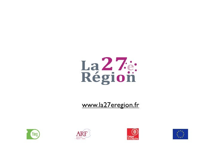 www.la27eregion.fr