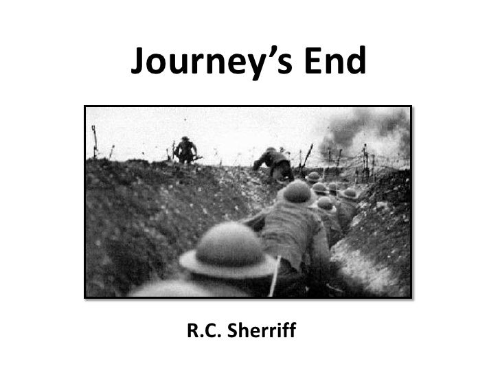 blackadder v journey s end essay example Your name on livejournal  email: for verification and password recovery  password: password requirements:  v261 about user agreement.