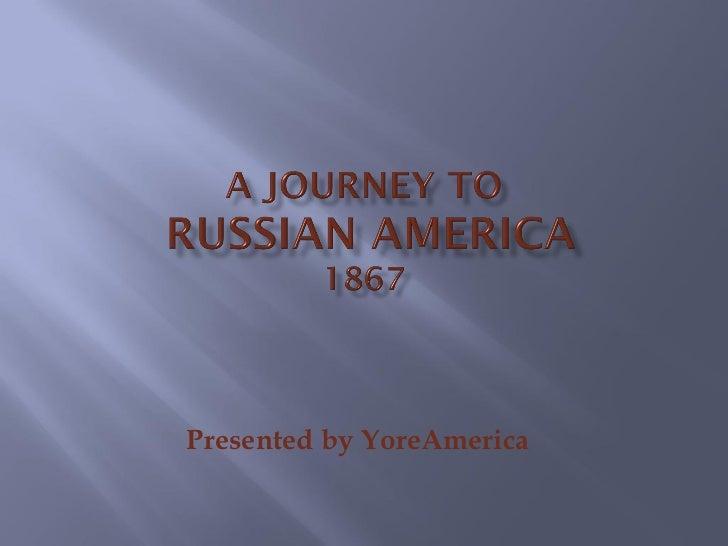 Presented by YoreAmerica