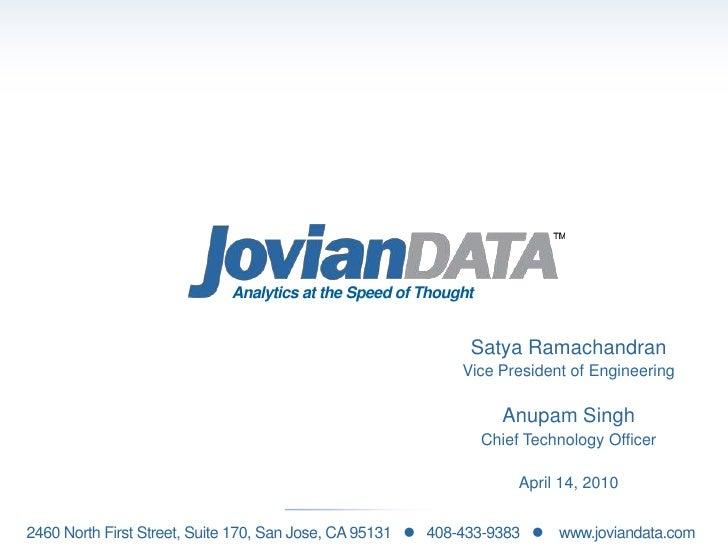 Jovian Data Amazon Final Version