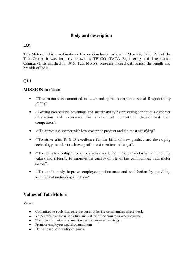 Business environment assignment pdf