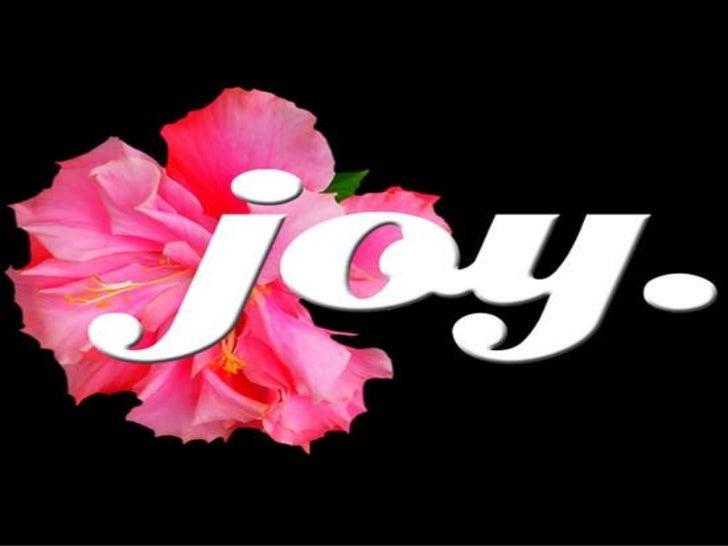 Joy 3.