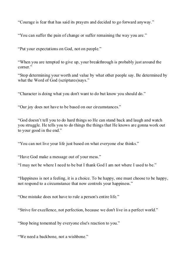 Joyce's quotes